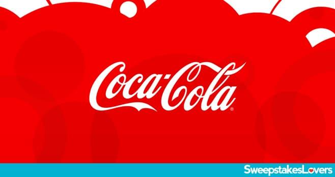 Coca-Cola Backyard Sweepstakes 2020