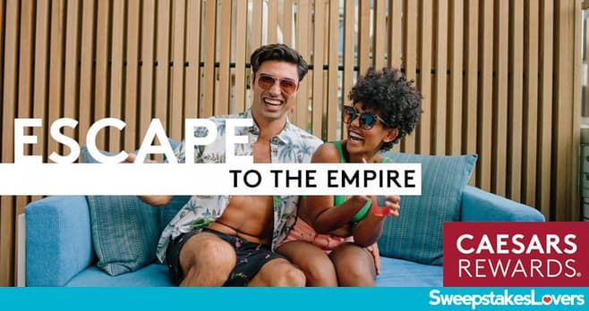 Good Morning America Escape to the Empire Sweepstakes 2020