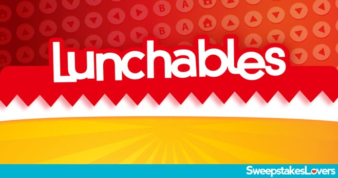 Lunchables Game Your Way Sweepstakes 2021