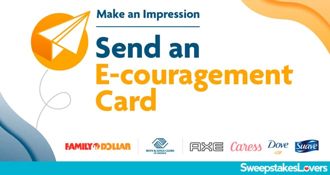 Make an Impression with Family Dollar Sweepstakes 2020