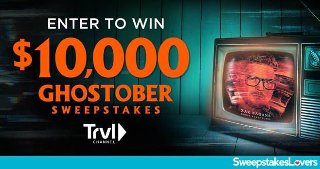 Spirit Halloween $10,000 Ghostober Sweepstakes 2020
