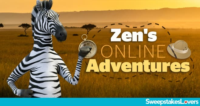 Zebra Pen Zen's Online Adventures Sweepstakes 2020