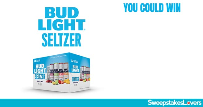Bud Light Seltzer Scooter Sweepstakes 2020