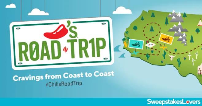Chili's Road Trip Contest 2020