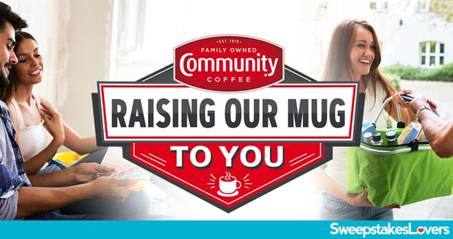 Community Coffee Raising Our Mugs Contest 2020
