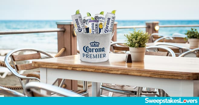 Corona Premier Outdoor Summer Sweepstakes 2020
