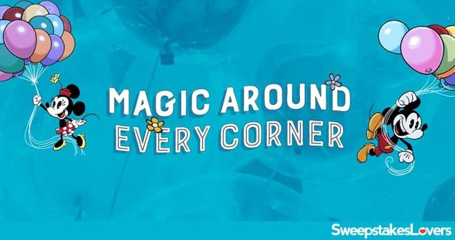 Disney Vacation Club Magic Seeker Sweepstakes 2020