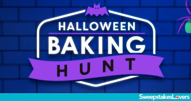 Food Network Halloween Baking Championship Sweepstakes 2020
