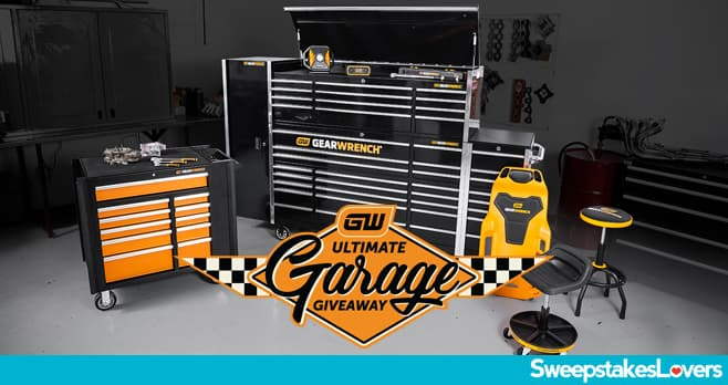 GEARWRENCH Ultimate Garage Giveway 2020