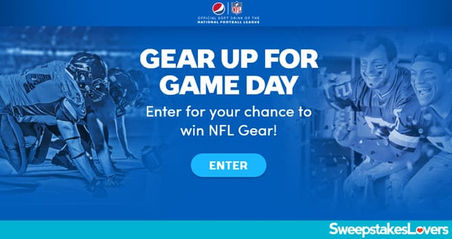 Pepsi Gear Up For The Game Day Sweepstakes 2020