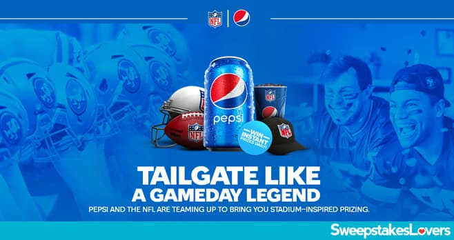 Pepsi Take It To The House Instant Win Game and Sweepstakes 2020