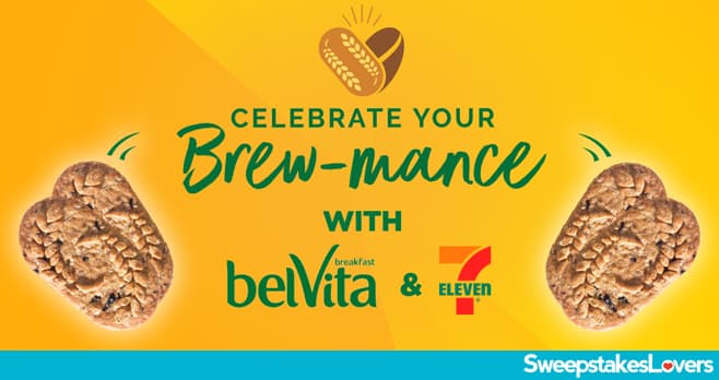 Start a belVita Brew-mance Instant Win Game 2020