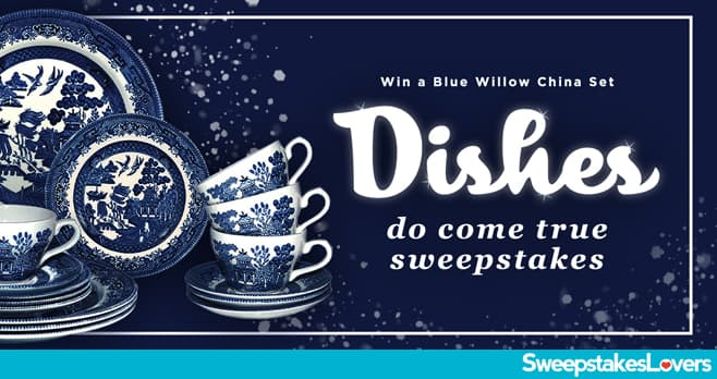 INSP.com Dishes Do Come True Sweepstakes 2020