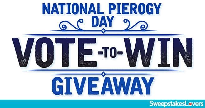 Mrs. T's Pierogies National Pierogy Day Giveaway 2020