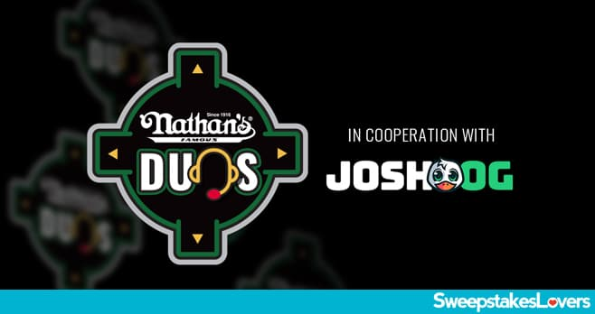 Nathan's Duos Sweepstakes 2020