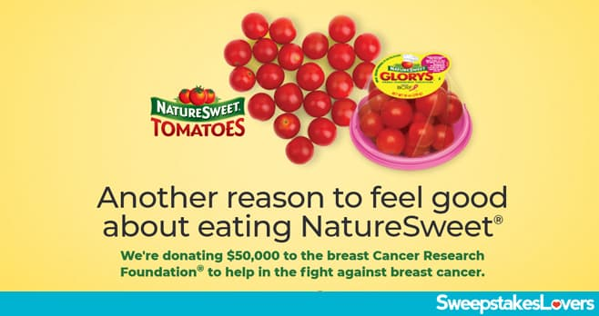 NatureSweet Share The Sweetness Giveaway 2020