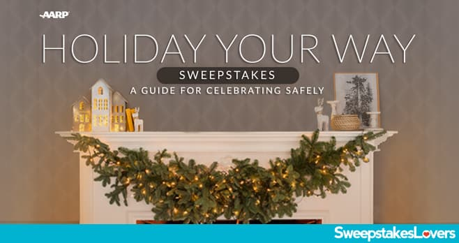 AARP Holiday Your Way Sweepstakes 2020