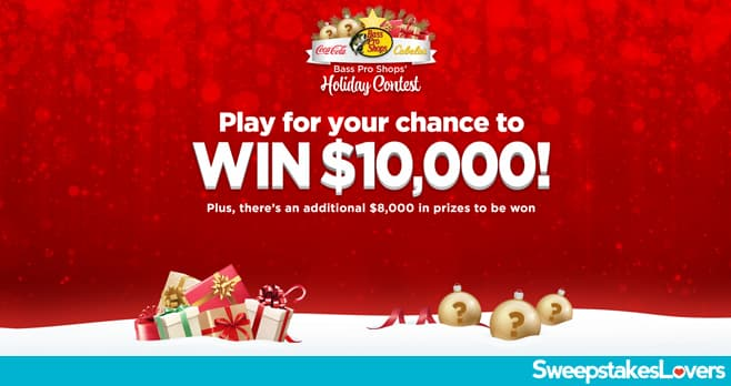 Bass Pro Shops Holiday Contest 2020