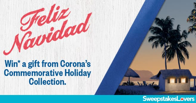 Corona 30 Days of Giving Instant Win Game & Sweepstakes 2020
