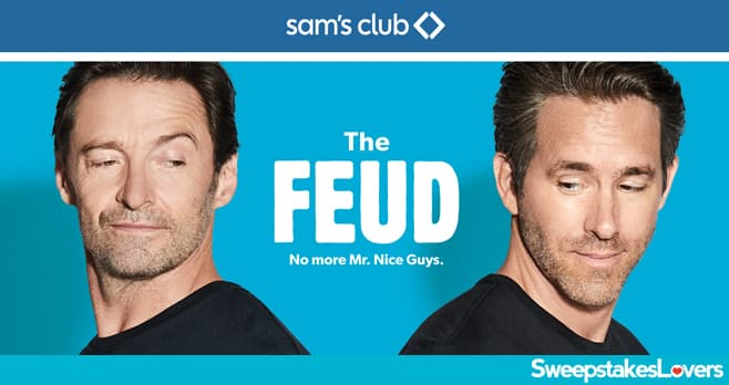 Sam's Club The Feud Sweepstakes 2020
