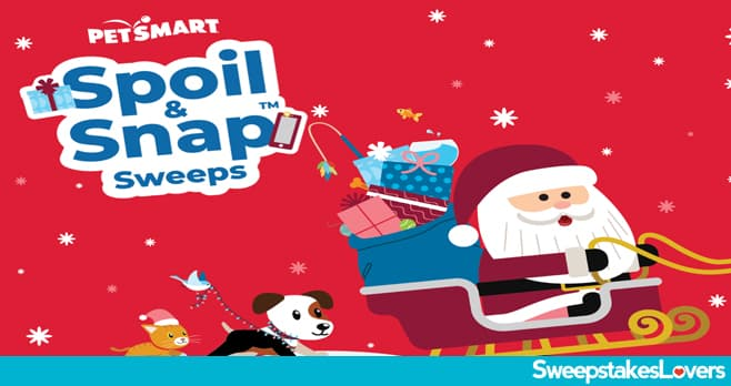 PetSmart Spoil And Snap Sweepstakes 2020 (SpoilAndSnap.com)