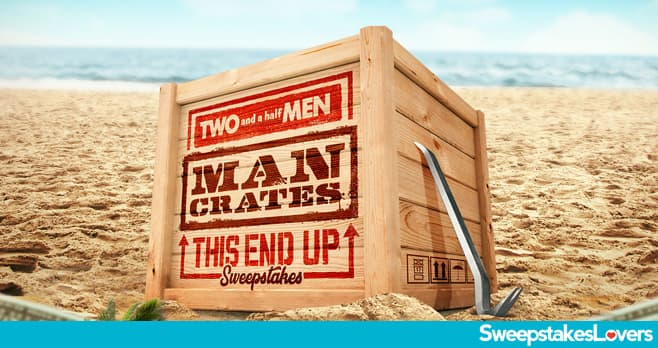 Two and a Half Men Sweepstakes 2021