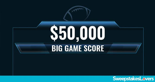 Family Talk Big Game Score Contest 2021