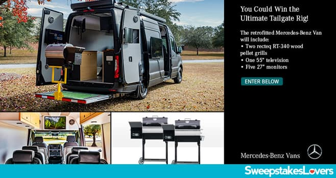 FoxSportsRadio.com Ultimate Tailgate Rig Sweepstakes 2021