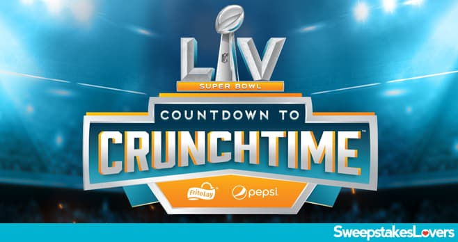 Frito Lay Countdown To Crunchtime Sweepstakes 2021