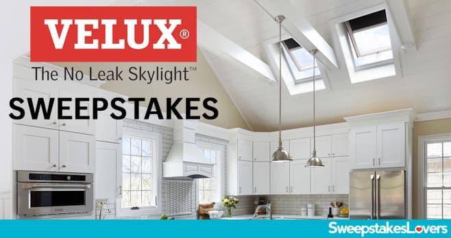 HGTV VELUX Skylight Sweepstakes 2021