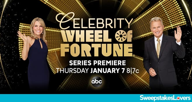 Wheel Of Fortune Celebrity $10,000 Giveaway 2021
