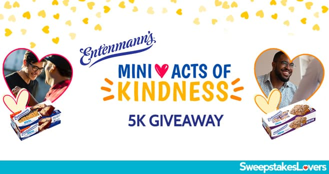 Entenmann's Mini Acts of Kindness Giveaway 2021