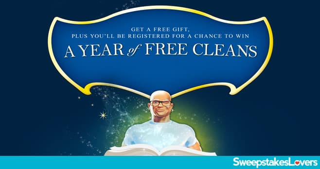 Maids Free Cleans for a Year Sweepstakes 2021