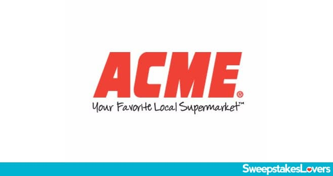 ACME March Frozen Food Month Sweepstakes 2021