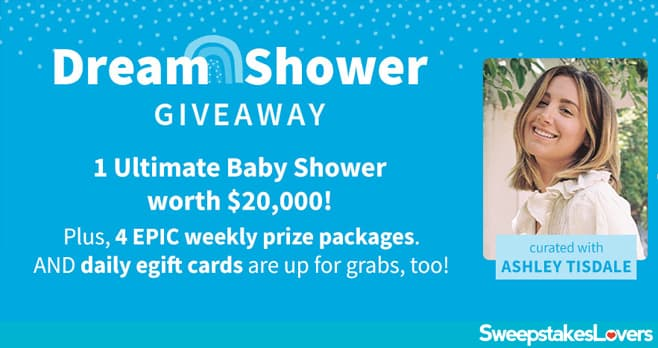 Carter's Dream Shower Sweepstakes 2021
