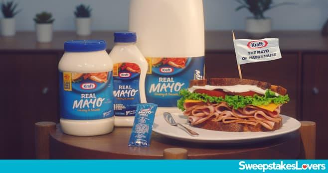 Kraft Mayophobia Sweepstakes 2021