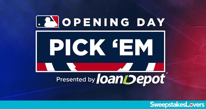 MLB Opening Day Pick 'em Contest 2021