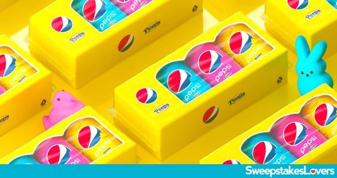 Pepsi PEEPS Sweepstakes 2021