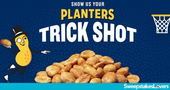 Planters Trick Shot Contest 2021