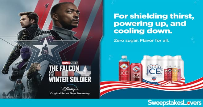 Sparkling Ice Wield The Shield Sweepstakes 2021