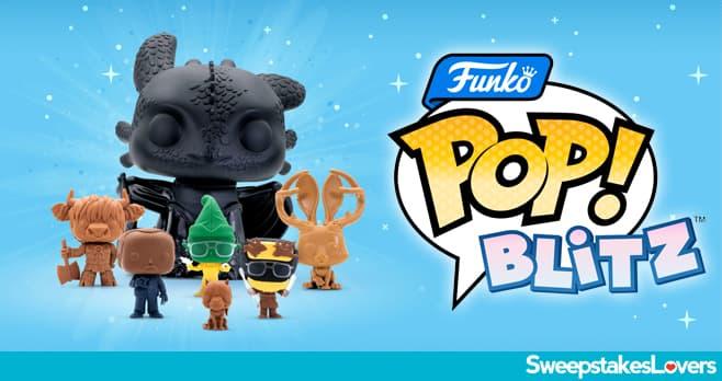 Funko Pop! Blitz Prototype Sweepstakes 2021