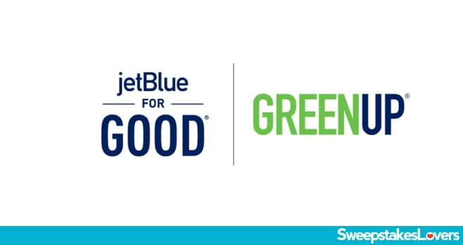JetBlue Green Up Sweepstakes 2021