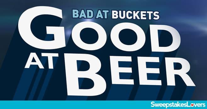 Labatt Blue Light Bad At Buckets Sweepstakes 2021