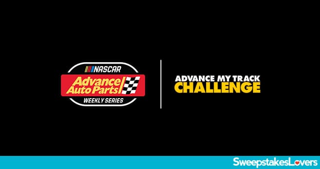 NASCAR Advance My Track Sweepstakes 2021