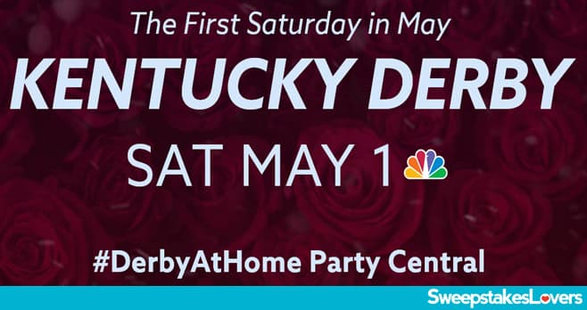 NBC Sports Derby At Home Sweepstakes 2021