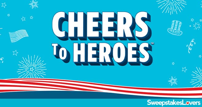Sparkling Ice Cheers To Heroes Sweepstakes 2021