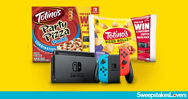 Totino's Nintendo Switch Sweepstakes 2021