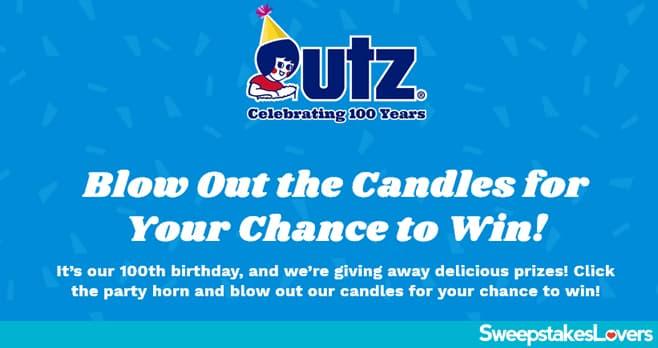 Utz Snacks Birthday Sweepstakes 2021