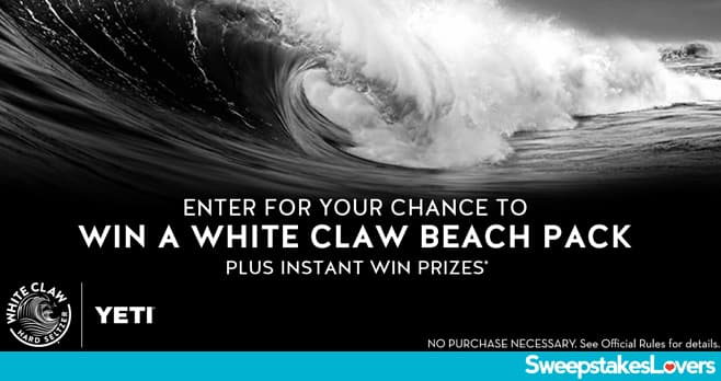 White Claw Get Ready To Make New Waves Instant Win 2021