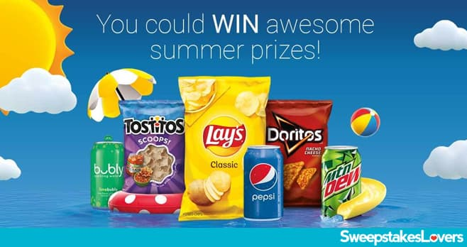 Let's Summer More Fun To Share Sweepstakes 2021